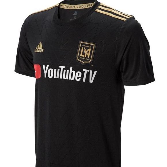 d1de89ee573 adidas Shirts   Lafc Jersey Vela   Poshmark